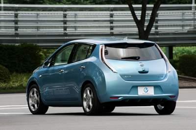 Nissan, Leaf, 2 11 — отзыв владельца